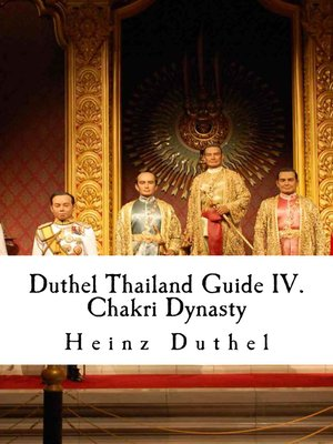 cover image of Duthel Thailand Guide IV.