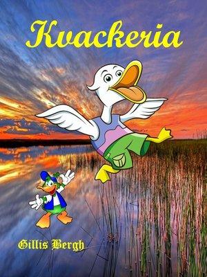 cover image of Kvackeria