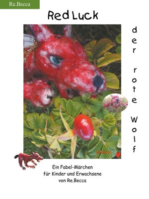 cover image of Red Luck, der rote Wolf