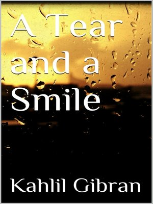 cover image of A Tear and a Smile
