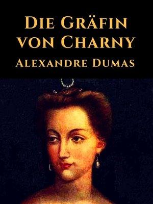 cover image of Die Gräfin von Charny