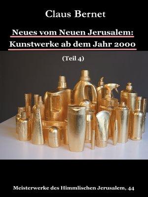 cover image of Neues vom Neuen Jerusalem