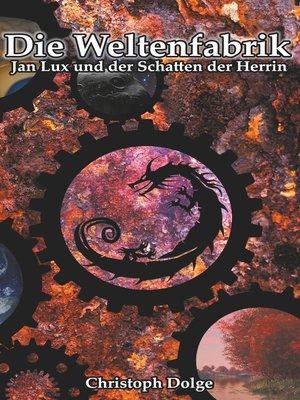 cover image of Jan Lux und der Schatten der Herrin