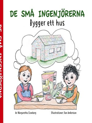 cover image of Bygger ett hus
