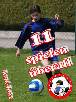 cover image of 11 spielen überall