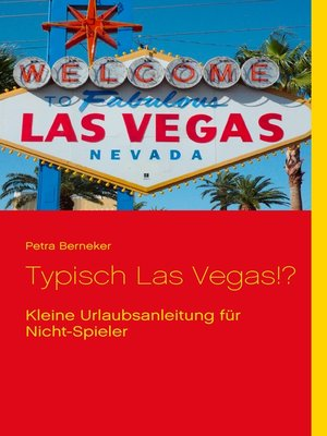 cover image of Typisch Las Vegas!?