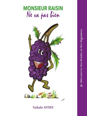cover image of Monsieur Raisin ne va pas bien
