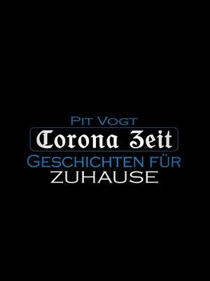 cover image of Corona Zeit