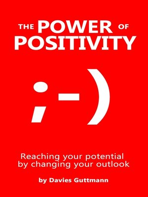 cover image of The Power of Positivity