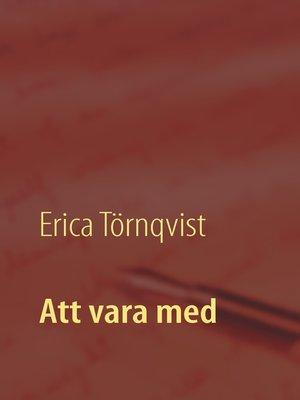 cover image of Att vara med
