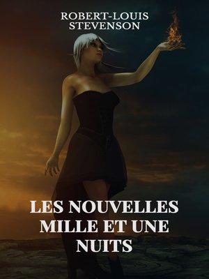cover image of Nouvelles Mille et une Nuits