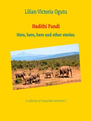 cover image of Hadithi Fundi