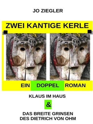 cover image of Zwei kantige Kerle