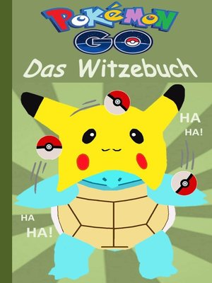 cover image of Pokemon GO--Das Witzebuch