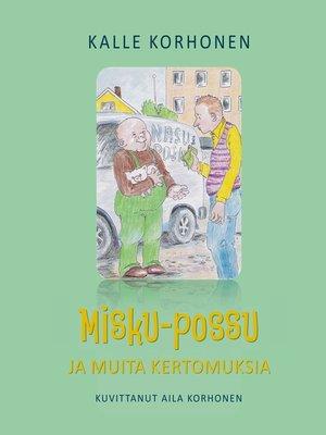 cover image of Misku-possu ja muita kertomuksia