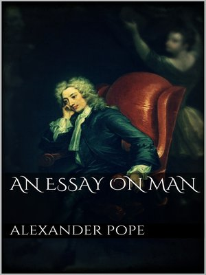 cover image of An Essay on Man