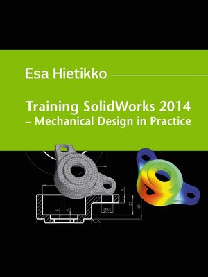 cover image of Training SolidWorks 2014