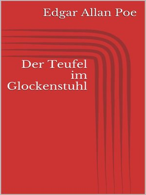 cover image of Der Teufel im Glockenstuhl