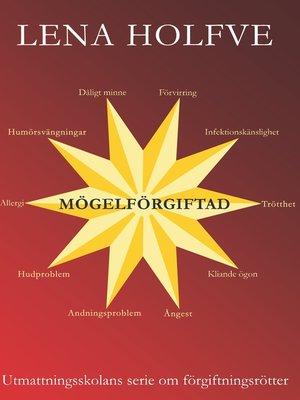 cover image of Mögelförgiftad