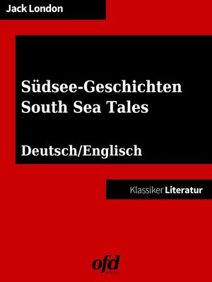 cover image of South Sea Tales--Südsee-Geschichten