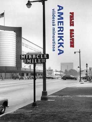 cover image of Amerikka viidessä minuutissa