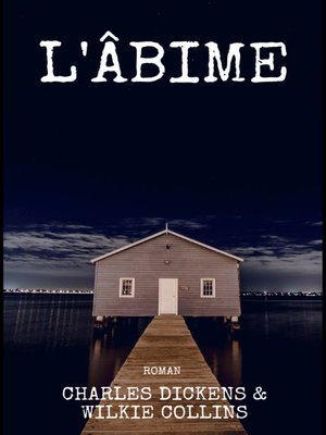 cover image of L'âbime