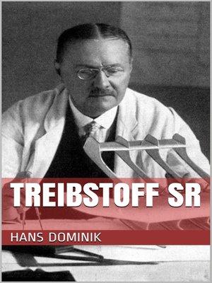 cover image of Treibstoff SR