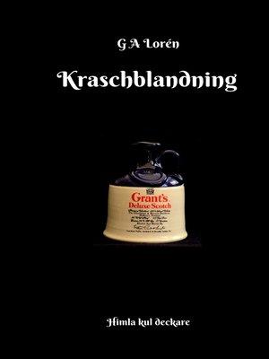 cover image of Kraschblandning