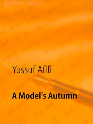 cover image of A Model's Autumn