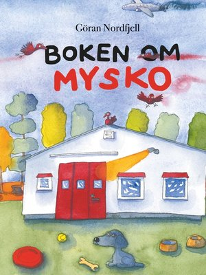 cover image of Boken om Mysko