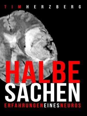 cover image of Halbe Sachen!
