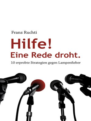 cover image of Hilfe eine Rede droht