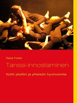 cover image of Tanssi-innostaminen