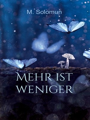 cover image of Mehr ist weniger