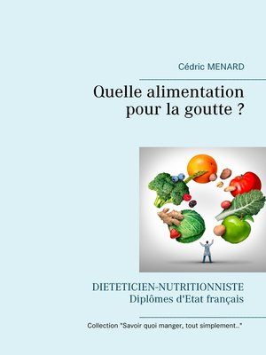 cover image of Quelle alimentation pour la goutte ?