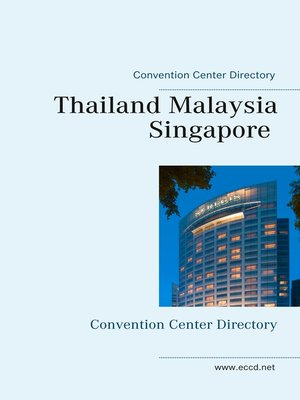 cover image of Thailand Malaysia Singapore