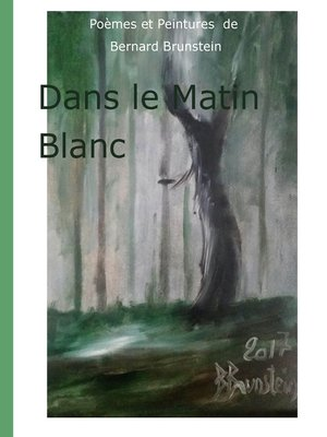 cover image of dans le matin blanc