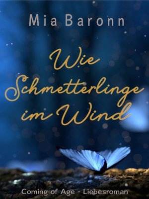 cover image of Wie Schmetterlinge im Wind