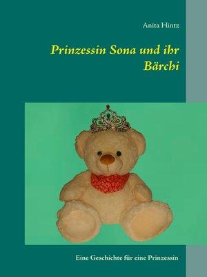 cover image of Prinzessin Sona und ihr Bärchi