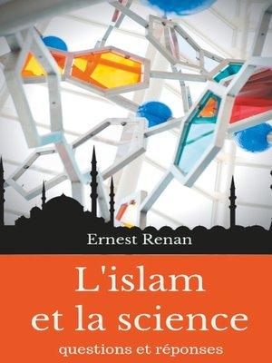 cover image of L'islam et la science
