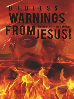cover image of Warnings from Jesus!