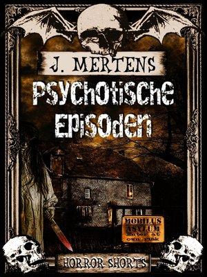 cover image of Psychotische Episoden