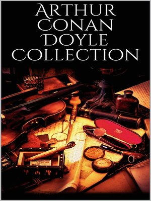 cover image of Arthur Conan Doyle Collection