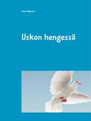 cover image of Uskon hengessä