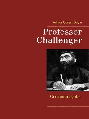 cover image of Professor Challenger--Gesamtausgabe