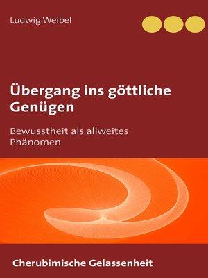 cover image of Übergang ins göttliche Genügen