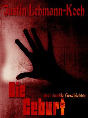 cover image of Die Geburt