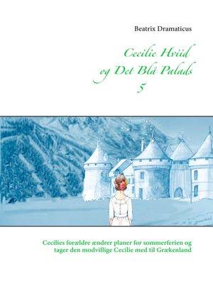 cover image of Cecilie Hviid og Det Blå Palads