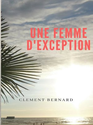 cover image of Une femme d'exception
