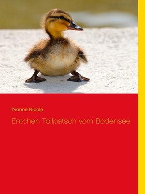 cover image of Entchen Tollpatsch vom Bodensee